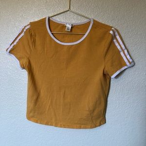 Bozzolo Track Crop Top